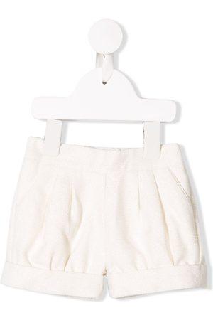Chloé Kids Shorts - Textured shorts