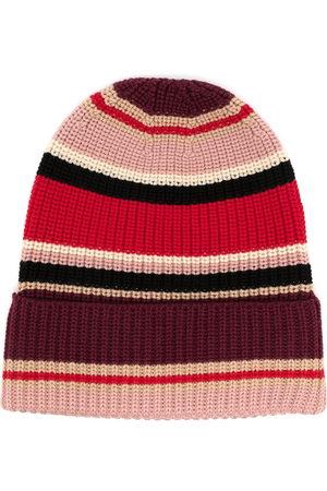 Ports V Beanies - Striped wool beanie