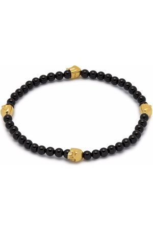 NORTHSKULL Micro skull-charm bracelet