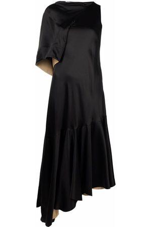 JW Anderson Asymmetric single-sleeve dress