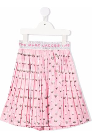 The Marc Jacobs Kids Dots Icing print skirt