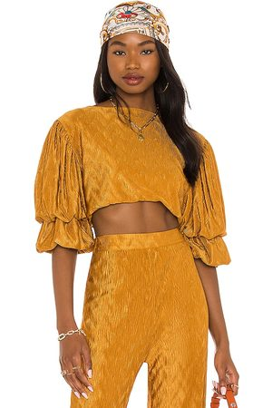 House of Harlow 1960 X REVOLVE Sevigny Top in . Size XXS, XL.