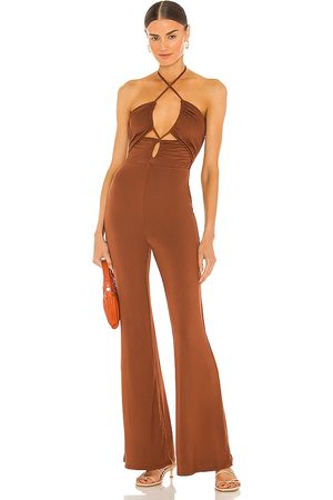 House of Harlow 1960 X REVOLVE Lorenza Jumpsuit in . Size S, XXS, XS, M.