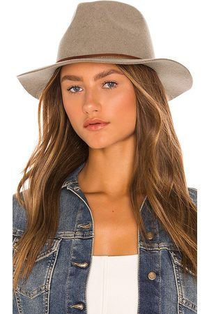 Brixton Women Hats - Wesley Fedora in . Size XS, S, M.