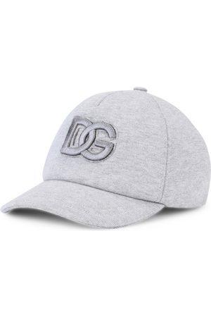 Dolce & Gabbana Kids Logo Baseball Cap