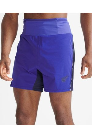 Superdry Men Sports Shorts - Sport Men's Run Premium Shorts