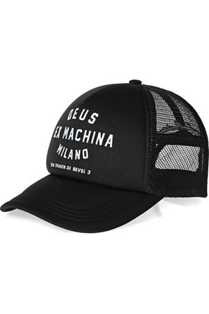 Deus Ex Machina Men Hats - Milano Address Trucker s Cap
