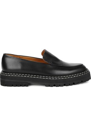 ATP Atelier Manduria Leather Loafers