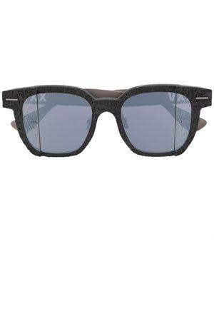 A Bathing Ape Sunglasses - Logo-print square-frame sunglasses