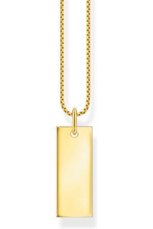 Thomas Sabo Necklaces - Necklace tag coloured