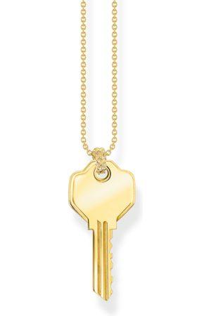 Thomas Sabo Necklaces - Necklace key coloured