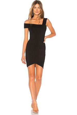superdown Fallon Asymmetrical Mini Dress in . Size XS.