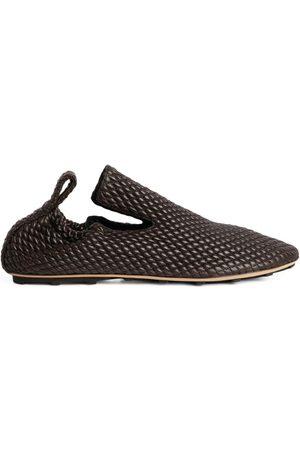 Bottega Veneta Men Slippers - Leather Slippers