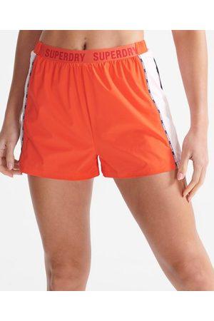 Superdry Sport Women's Run Double Layer Shorts