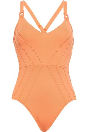 SEAFOLLY Woman Pleated Swimsuit Size 10