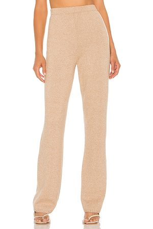 LESET Zoe Wide Leg Pant in . Size M, S, XS.