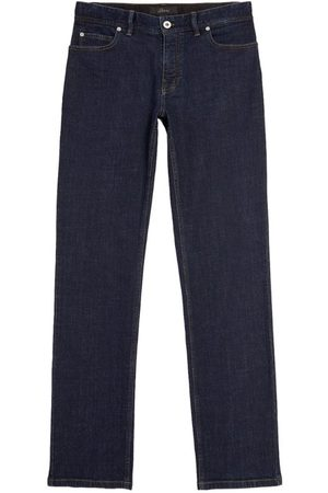 Brioni Men Straight - Straight 5-Pocket Jeans