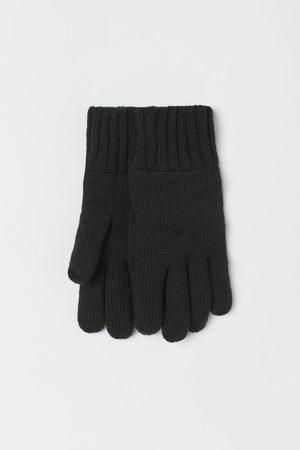 H&M Fine-knit gloves