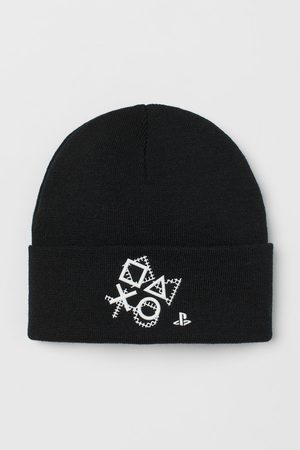 H&M Printed knitted hat