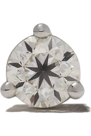 Delfina Delettrez Earrings - Farfetch Exclusive 18kt DOTS Solitaire Diamond stud - /