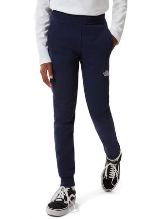 The North Face Boys Trousers - North Face Fleece Boys Jogging Pants - TNF Navy