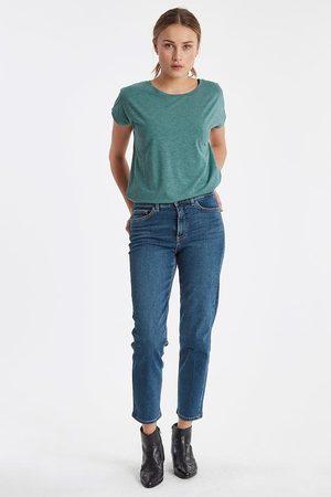 Ichi Twiggy Raven Medium Jeans-20110967