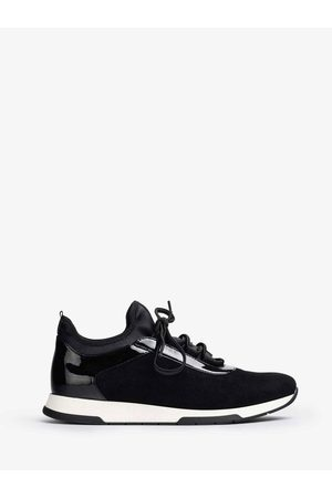 unisa Fonts Suede Trainers