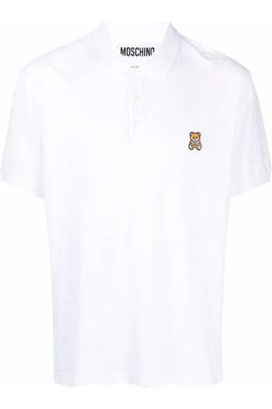 Moschino MEN'S 120370420001 COTTON POLO SHIRT