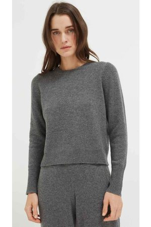 Chinti And Parker Women Jumpers - Chinti & Parker Cropped Sweater