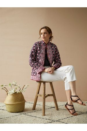 By Iris Penny Quilted Jacket