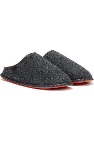 Ted Baker Simonn Mens Dark Slippers