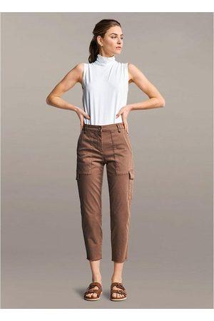Riani Cargo Pants Amber