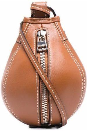 J.W.Anderson Nano Punch Bag Brown