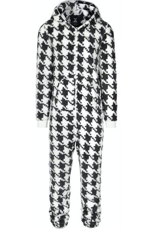 Onepiece Women Jumpsuits - The New Puppy Jumpsuit Houndsthooth