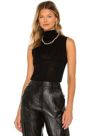 Vince Sleeveless Turtleneck Shell in . Size S, XS.