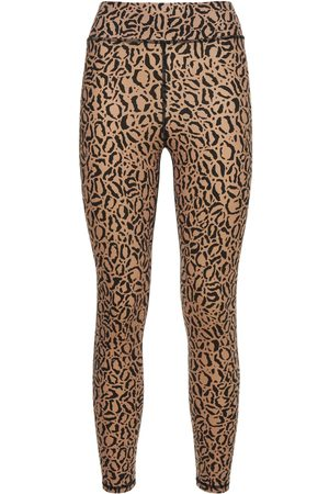 THE UPSIDE Leopard Print High Waist Leggings