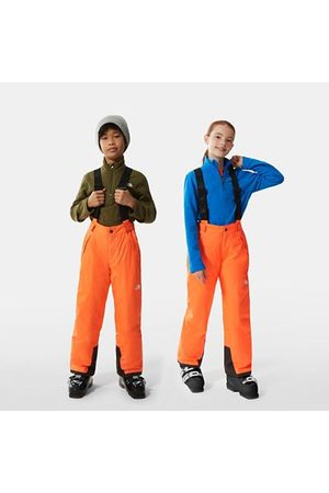 The North Face Youth Snowquest Bib Trousers