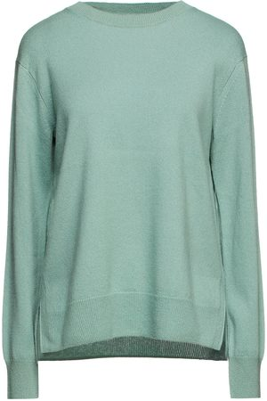 Vince Woman Wool And Cashmere-blend Sweater Mint Size L