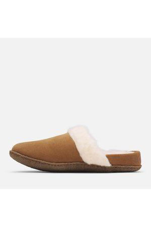 Sorel Women Slippers - Women's Nakisk A Slide Ii Suede Slippers