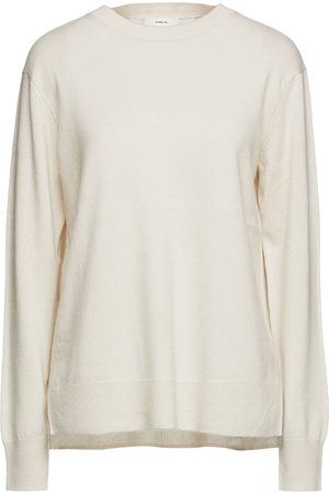 Vince Woman Wool And Cashmere-blend Sweater Cream Size L