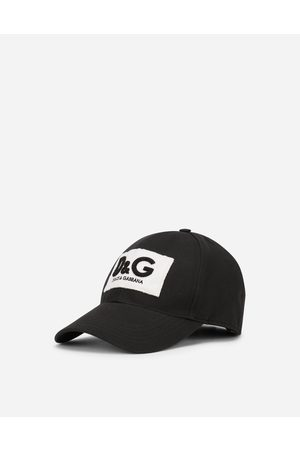 Dolce & Gabbana Collection - Baseball cap with D & G patch male 58