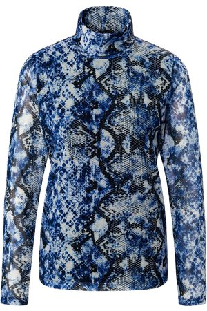 Looxent Women Tops - Roll-neck top snake print size: 10