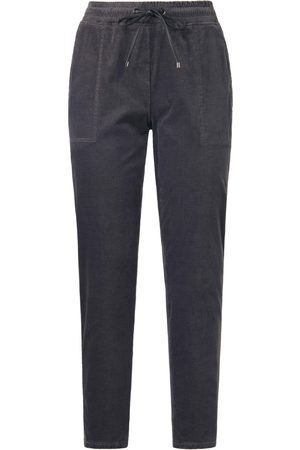 Toni Women Trousers - Fine cord pull-on trousers size: 10