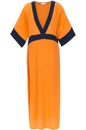 Brigitte Women Beach Dresses - Silk beach dress
