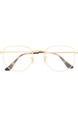 Ray-Ban Sunglasses - Matte-finish hexagonal frame sunglasses