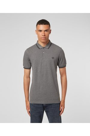 Fred Perry Men Polo Shirts - Men's Twin Tipped Polo Shirt