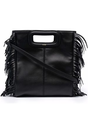 Maje Women Handbags - M leather tote bag