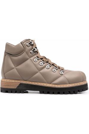 LE SILLA St. Moritz trekking boots - Neutrals