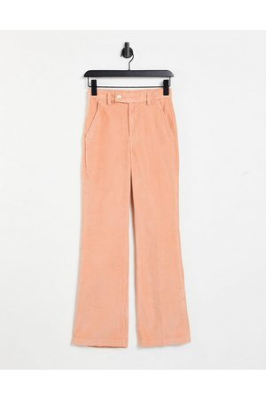 Levi's Levi cord flare trouser in beige