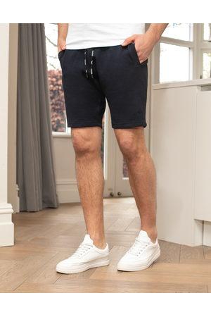 Threadbare Men Shorts - Pique Shorts Navy